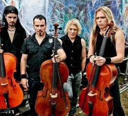 Το Rocking σε στέλνει στη συναυλία των Apocalyptica