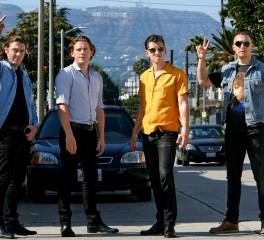 Νέος δίσκος ή... «προβλήματα» για τους Arctic Monkeys μέσα στο 2018