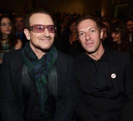 O Βono και ο Chris Martin στην ερμηνεία, ο Sean Penn σε ρόλο bartender…