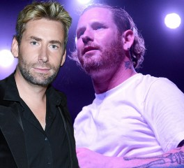 Chad Kroeger-Corey Taylor: To ξεκατίνιασμα συνεχίζεται!