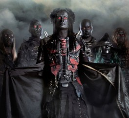 Οι Cradle Of Filth επιστρέφουν στην Ελλάδα