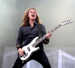 Οι Megadeth ξεκινούν να δουλεύουν το νέο τους άλμπουμ