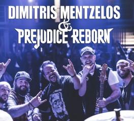 Dimitris Mentzelos και Prejudice Reborn σε νέο video/single