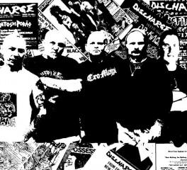Οι Discharge στο warm up show του Vive le Punk Rock festival