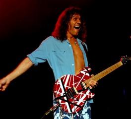 Η Frankenstrat του Van Halen «έκανε φτερά»