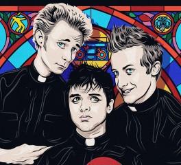 Oι Green Day είναι «η αγαπημένη μπάντα του Θεού»