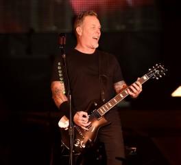James Hetfield: «Το άλμπουμ στο οποίο πάντα …επιστρέφω»