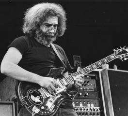 Η κιθάρα του Jerry Garcia ενάντια στον ρατσισμό...