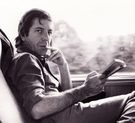 """""""Η Φλόγα"""" του Leonard Cohen"""