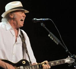 Όλο το μουσικό αρχείο του Neil Young δωρεάν