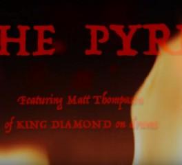 The Pyre: Μέλη των King Diamond και Monstrosity σε νέο σχήμα (video)