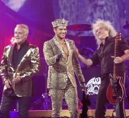 Οι Queen και ο Adam Lambert ανακοινώνουν ευρωπαϊκή περιοδεία