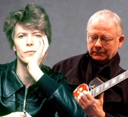 Oι King Crimson τιμούν τον David Bowie