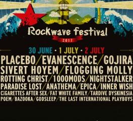 Τρεις νέες προσθήκες στο Rockwave Festival