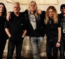 """Thunderbolt"": Αυτός είναι ο νέος δίσκος των Saxon"