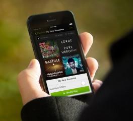 Νέο χαρακτηριστικό του Spotify προσθέτει τραγούδια σε λίστες κατά παραγγελία δισκογραφικών