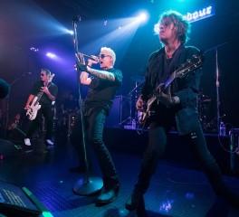 «Πρώτη» του Jeff Gutt στη σκηνή των Stone Temple Pilots