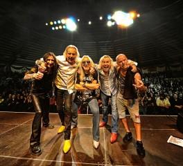 Oι Uriah Heep στο Over The Wall φεστιβάλ της Κρήτης