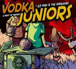 Οι Vodka Juniors επιστρέφουν για να ισοπεδώσουν και πάλι το Gagarin205