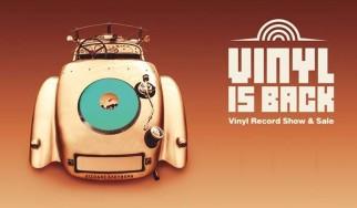 Τον Οκτώβριο και πάλι το Vinyl Is Back