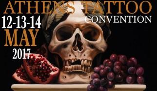 Πλησιάζει το φετινό Athens Tattoo Convention: Όλες οι πληροφορίες