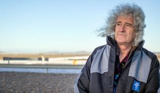 Brian May: «Εξαιρετικά απίθανο να υπάρχει ζωή αλλού στο σύμπαν»