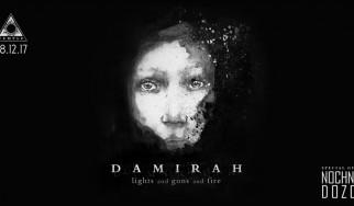 Οι psychedelic post-rockers Damirah για πρώτη φορά στην Αθήνα