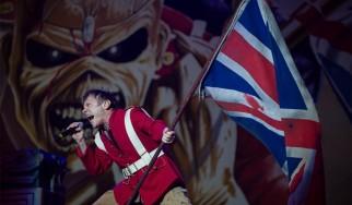 Ξεκινά η προπώληση για τους Iron Maiden