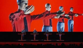 To 3-D Concert των Kraftwerk στην Αθήνα