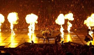 Οι Metallica στην Άπω Ανατολή (video)