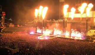 Στην Ευρώπη οι Metallica!