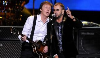 Ο Paul McCartney ξανασυναντά στο στούντιο τον Ringo Starr