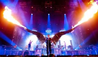 """Οι Rammstein κυκλοφορούν video από το επερχόμενο """"Rammstein: Paris"""" DVD"""
