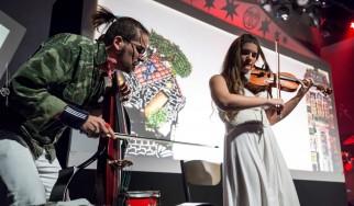 Οι String Demons στο Φεστιβάλ Αθηνών