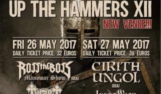 Αλλαγή χώρου για το Up The Hammers XII και εκ νέου διάθεση εισιτηρίων