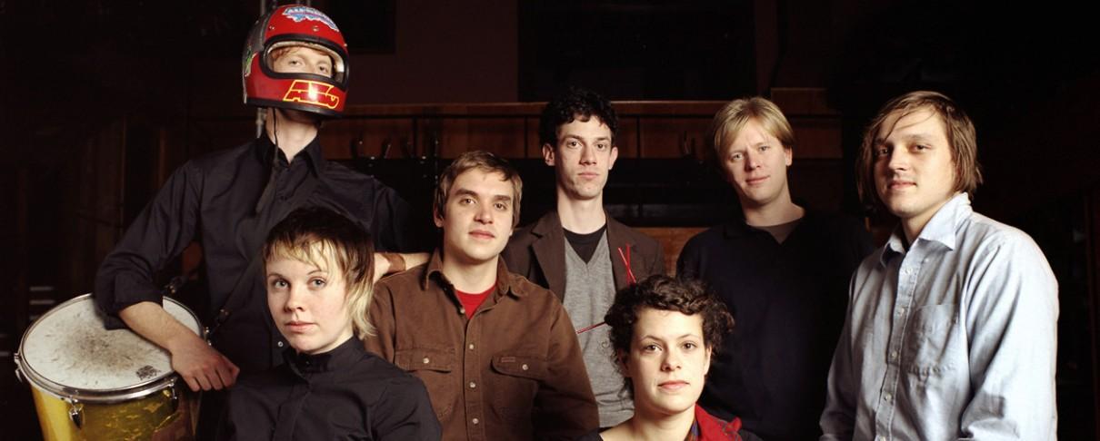 Oι Arcade Fire θα κυκλοφορήσουν το πρώτο τους EP σε βινύλιο