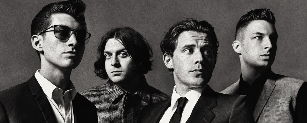 Οι Arctic Monkeys στο Rockwave Festival