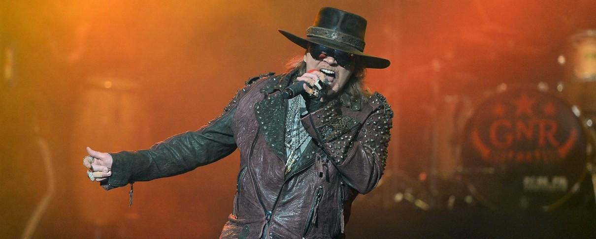 Οι Guns N' Roses «κόβουν» ρατσιστικό κομμάτι από την επανέκδοση του Appetite For Destruction