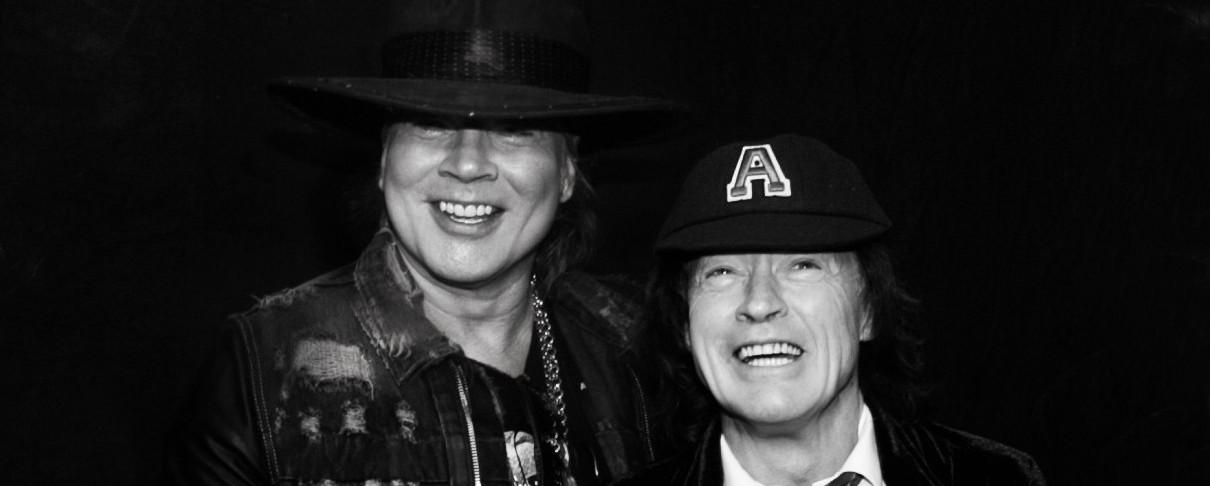 «Οι AC/DC ηχογραφούν νέο δίσκο με τον Axl Rose»