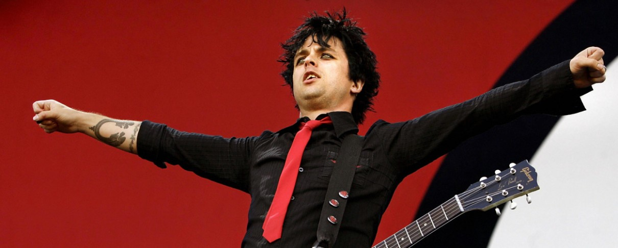 Νέο project από τον Billie Joe Armstrong