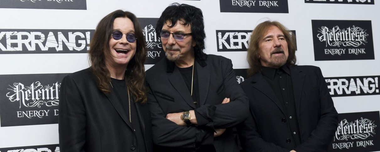 Οι Black Sabbath συζητούν πιθανή επανένωση τους το …2022