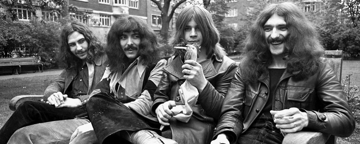 Μια γέφυρα στο Birmingham προς τιμήν των Black Sabbath