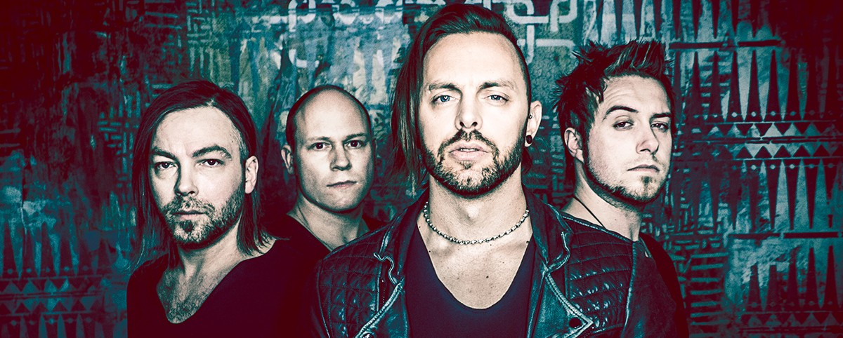 Οι Bullet For My Valentine διασκευάζουν Imagine Dragons