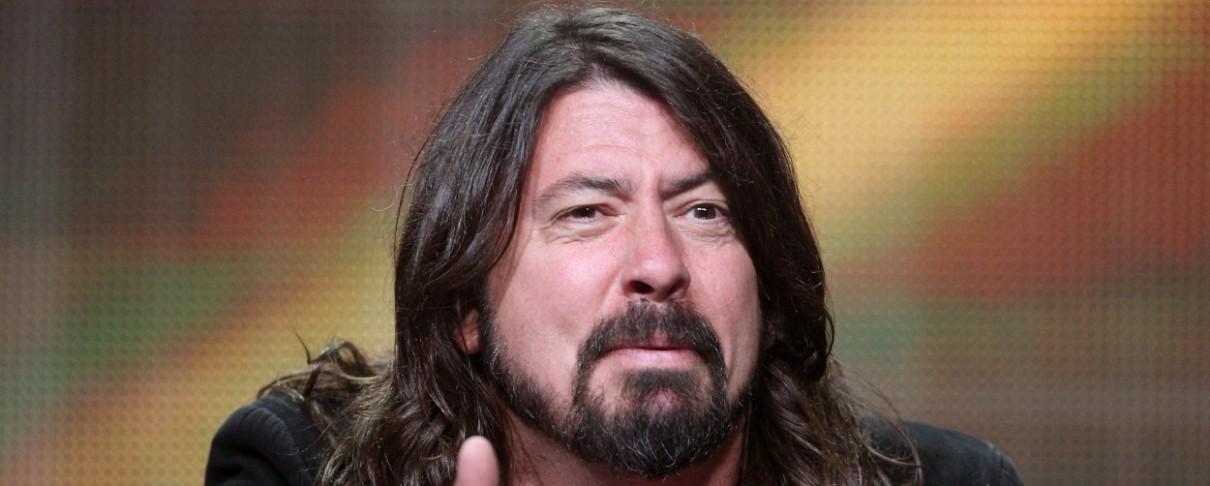 Dave Grohl: «Δεν νιώθω άνετα με το να είμαι frontman»