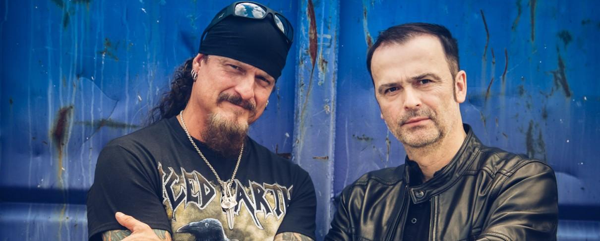Οι Demons And Wizards στο Chania Rock Festival