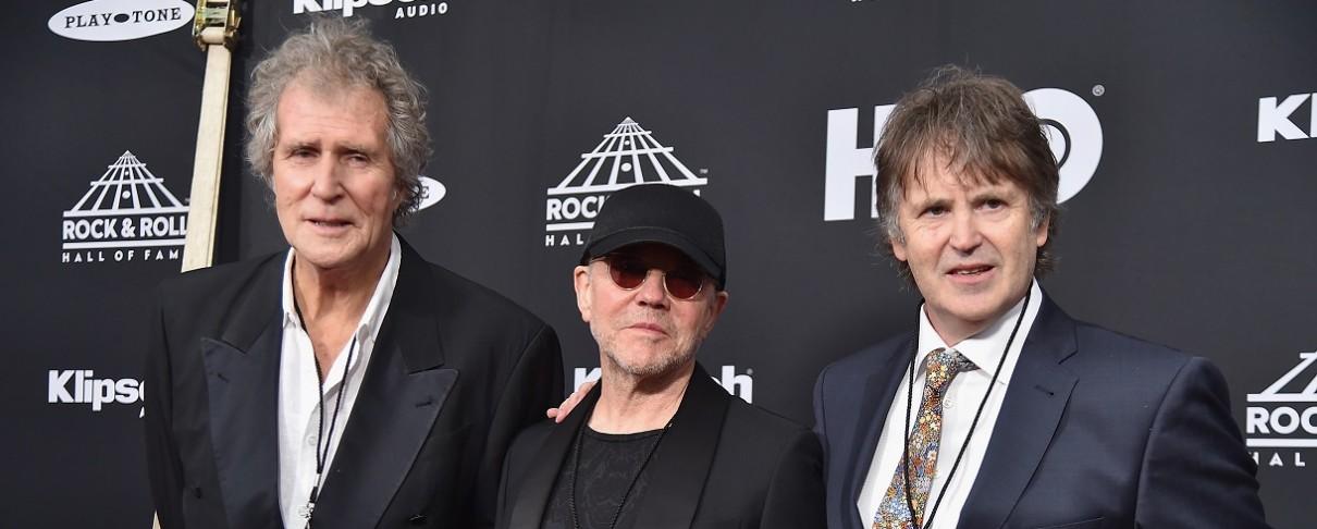 Απών ο Mark Knopfler από την εισαγωγή των Dire Straits στο Rock Αnd Roll Hall Οf Fame