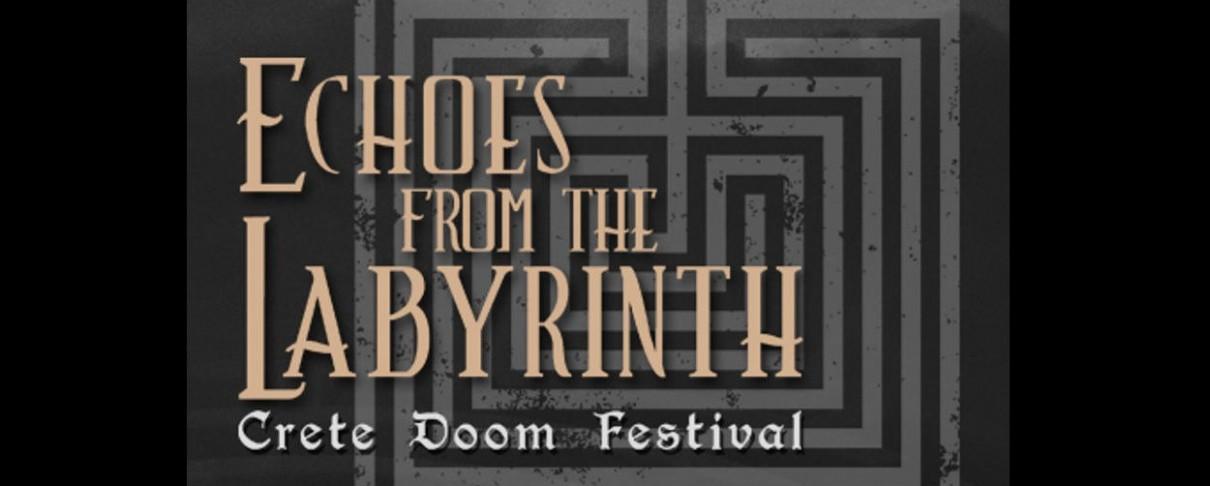 Το Echoes From The Labyrinth έρχεται στην Κρήτη