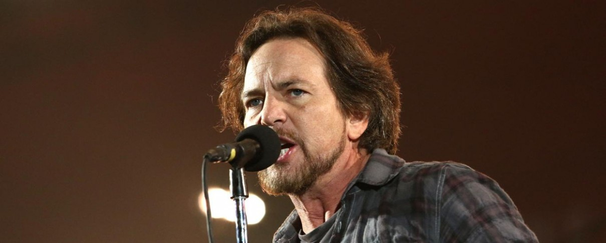 Ο Eddie Vedder στα Όσκαρ