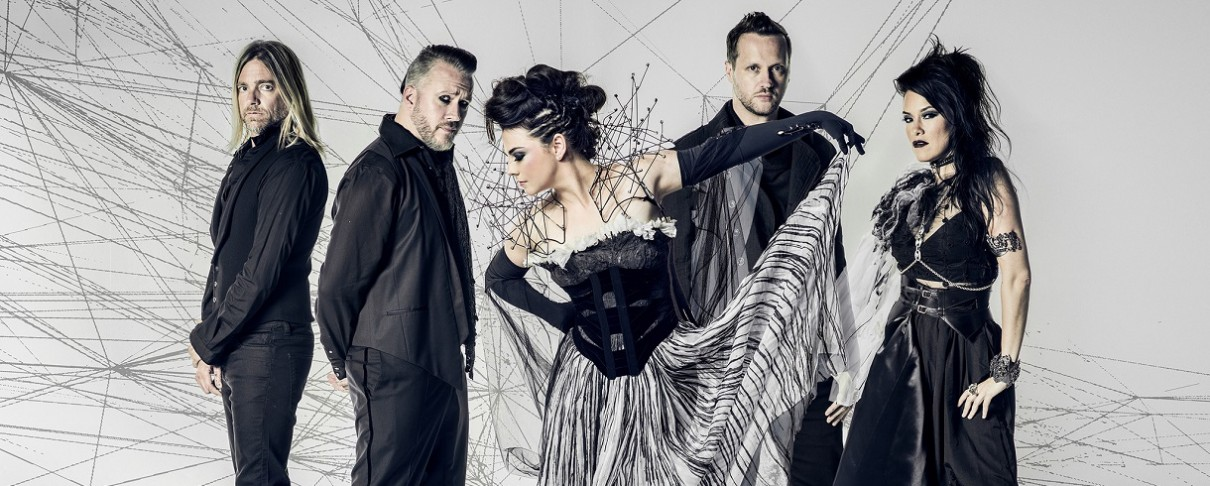 """Synthesis Live"": Νέο άλμπουμ και DVD από τους Evanescence"
