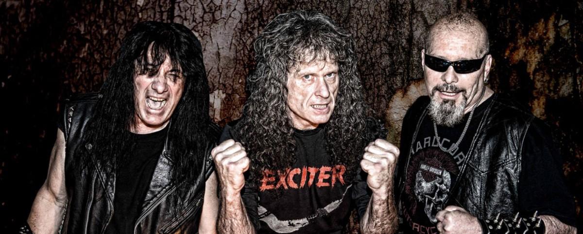 Το original line-up των Exciter επιστρέφει στο στούντιο